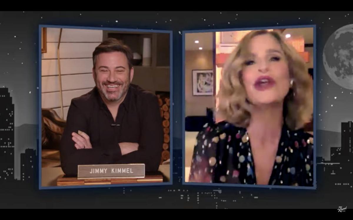 Photo:YouTube(Jimmy Kimmel Live)