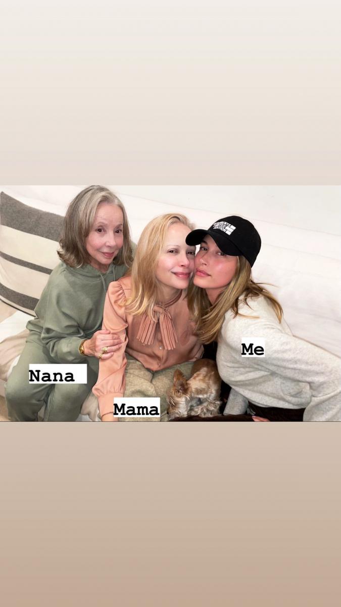 Photo:Instagram(haileybieber)