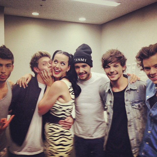 Photo:Instagram(onedirection)