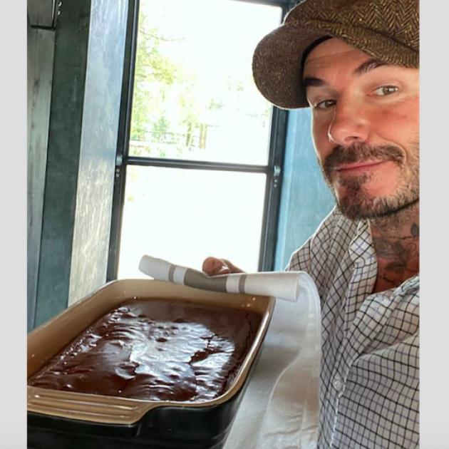 デヴィッド・ベッカムが料理界に進出⁉︎ 自身の番組を持つべく、大手メディアと交渉中 - セレブニュース   SPUR