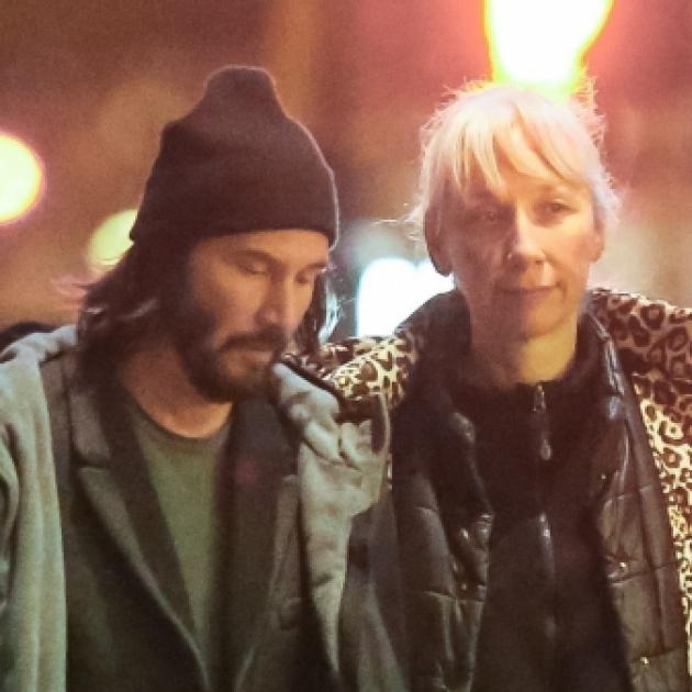 私生活も絶好調! キアヌ・リーブス、『マトリックス4』の撮影後は恋人アレクサンドラとデート - セレブニュース   SPUR