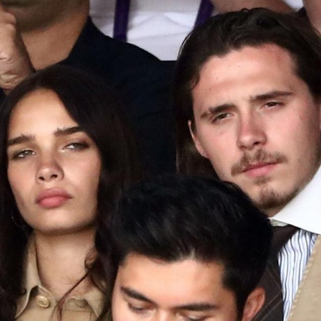 ベッカム夫妻、愛息ブルックリンの失恋に一安心!? 大げんかを繰り広げたハナ・クロスとの破局に「ホッとしている」と報じられる