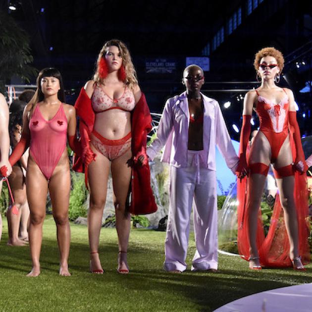 リアーナの下着ブランド、さまざまな体型のモデルを起用し絶賛される #SavageXFenty - BEAUTY(ビューティ)   SPUR