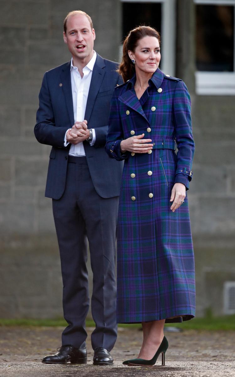 医療従事者を招いたドライブインシアター形式の映画上映イベントを開催したウィリアム王子とキャサリン妃。Photo:Max Mumby/Indigo - Pool/Getty Images