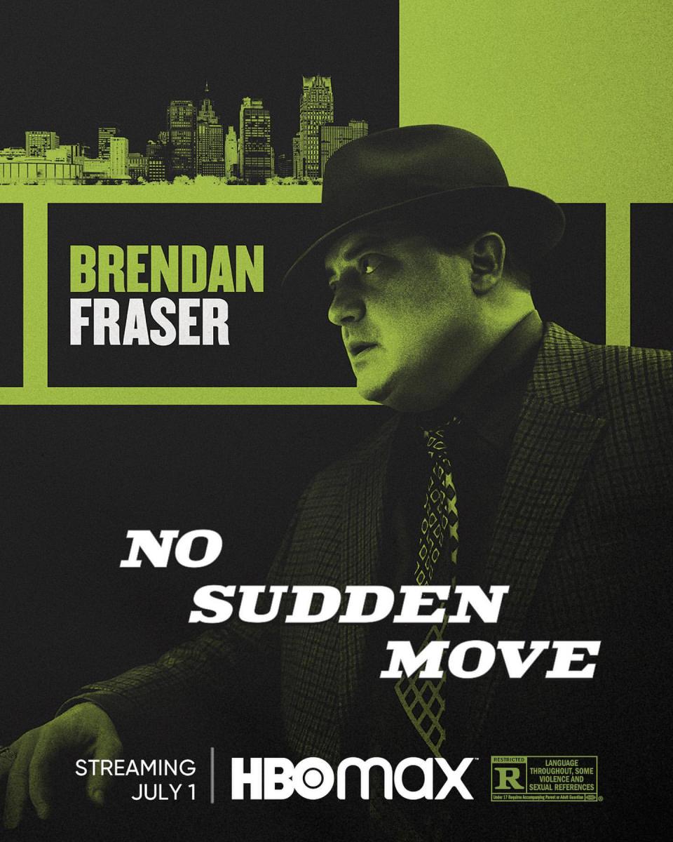 映画『No Sudden Move(原題)』は1950年代が舞台の犯罪スリラー。