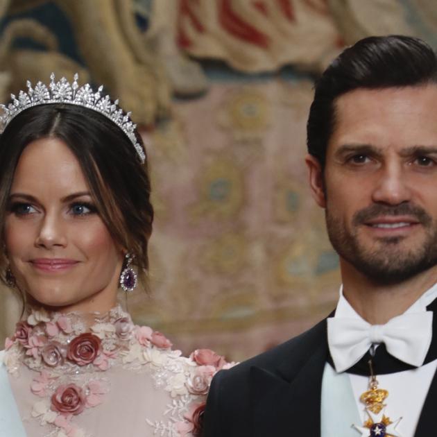 ノーベル賞の晩餐会で華やかにドレスアップ! スウェーデン王室ファミリーの美しさに世界が釘づけ - セレブニュース | SPUR