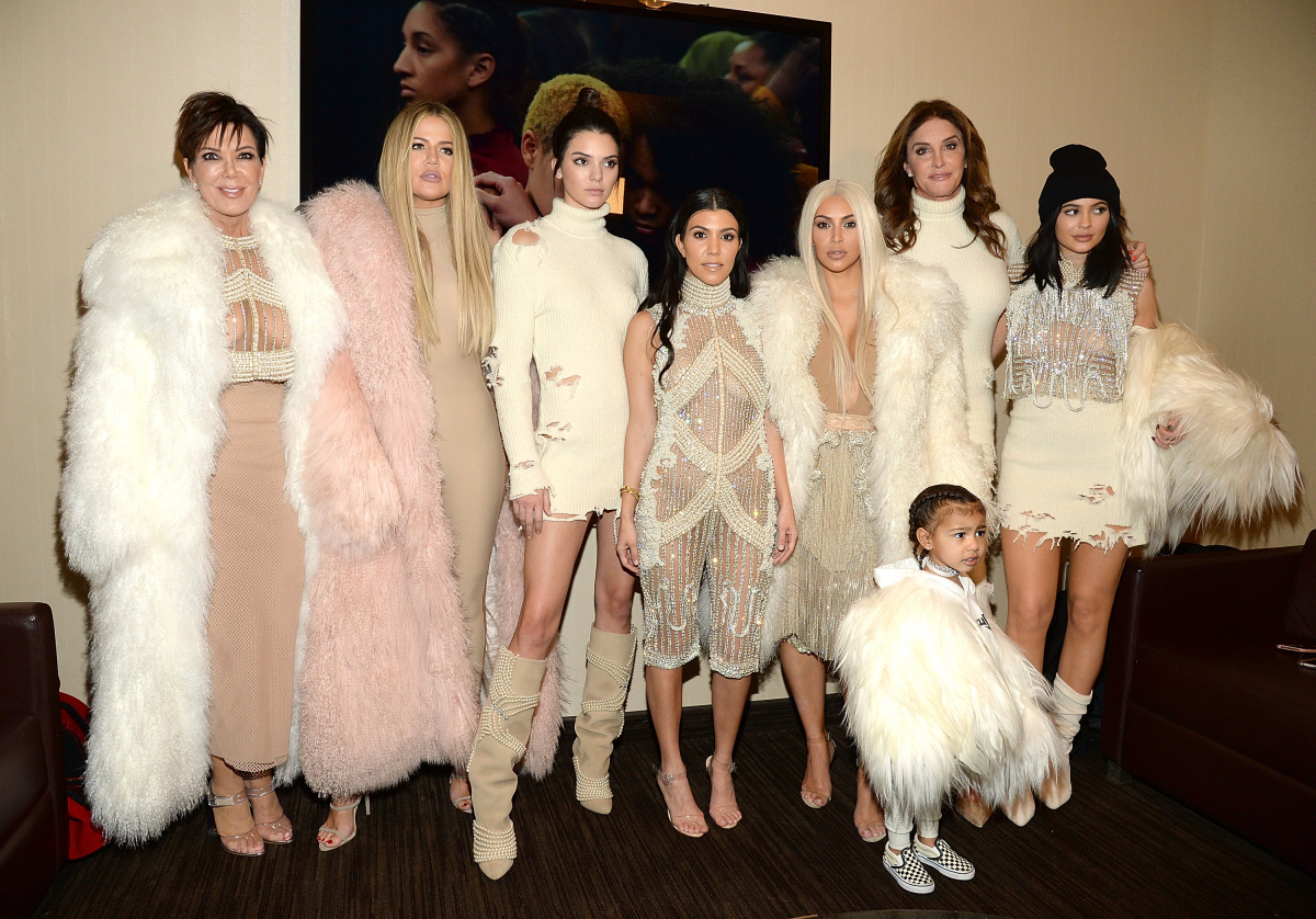 Photo:Kevin Mazur/Getty Images for Yeezy Season 3