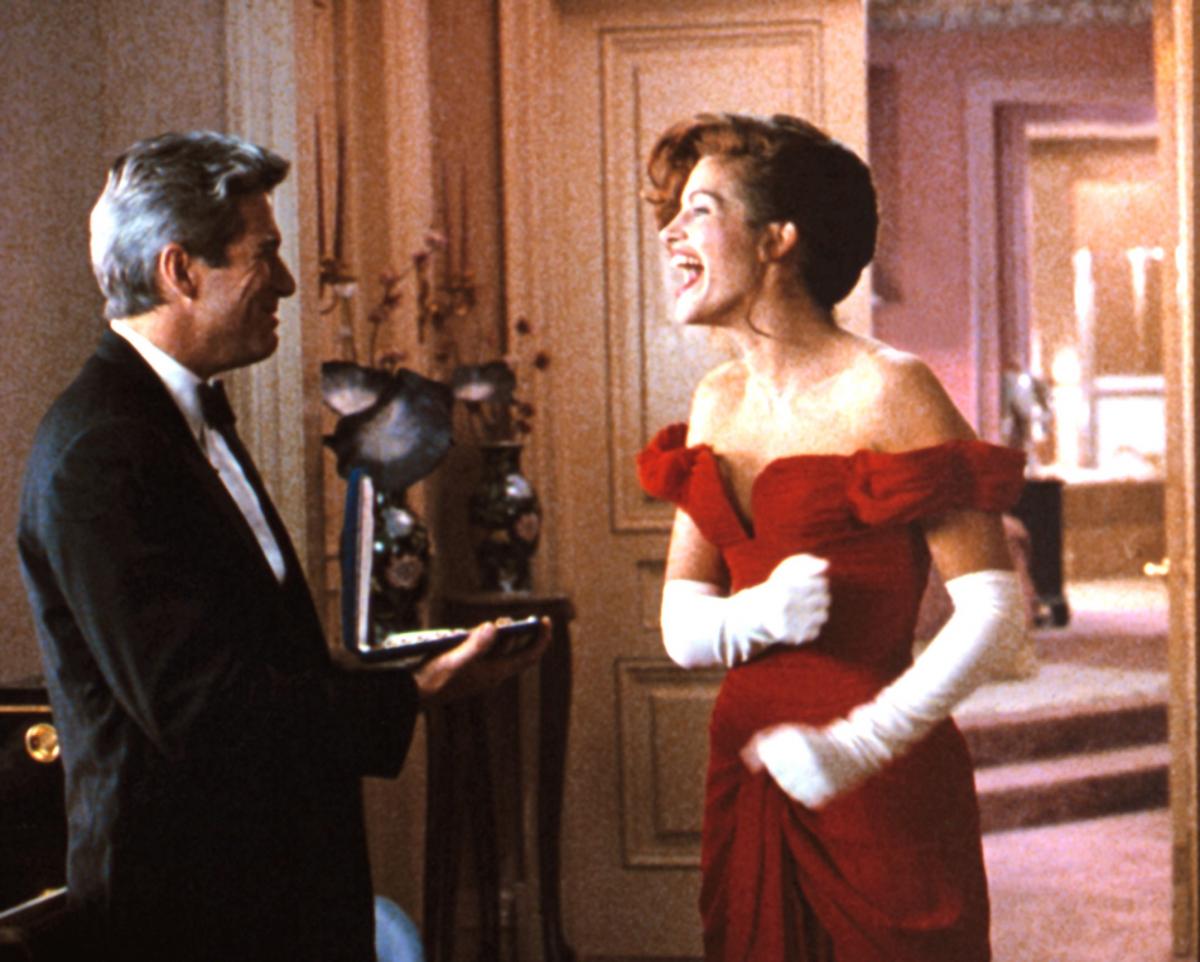 ③ジュリア・ロバーツの出世作『プリティ・ウーマン』、当初はダークな物語だった!