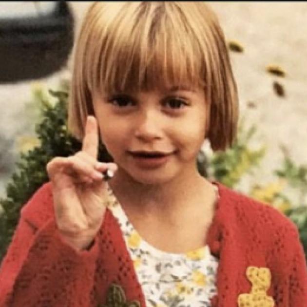 桁外れの美少女! ジャスティン・ビーバーの妻ヘイリー、幼少期の秘蔵写真を公開 - セレブニュース | SPUR