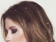 髪にも光り物☆ヘアアクセサリー戦線異変あり。