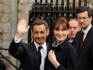 Nicolas Sarkozy& Carla Bruni/ニコラス・サルコジ&カーラ・ブルーニ