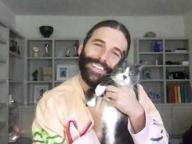 『クィア・アイ 』の ジョナサン 、愛猫あり涙ありのZOOMインタビュー。著書『どんなわたしも愛してる』で伝えたかったこと
