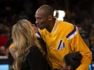 Kobe Bryant and Vanessa Laine/コービー・ブライアント & ヴァネッサ・レイン