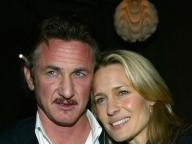 Sean Penn and Robin Wright/ショーン・ペン & ロビン・ライト
