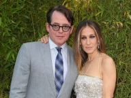 Sarah Jessica Parker and Matthew Broderick /サラ・ジェシカ・パーカー & マシュー・ブロデリック