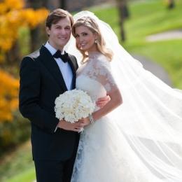 イヴァンカ・トランプ & ジャレッド・クシュナー/Ivanka Trump and Jared Kushner