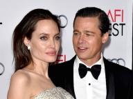 アンジェリーナ・ジョリー & ブラッド・ピット/Angelina Jolie and Brad Pitt