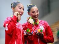 シンクロ選手が泳いでも「パンダ目知らず」な秘密 #Rio2016
