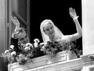Prince Rainier of Monaco and Grace Kelly/モナコ公国 レーニエ大公 & グレース・ケリー
