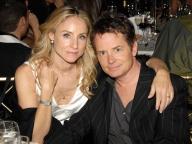 Michael J. Fox and Tracy Pollan/マイケル・J・フォックス&トレイシー・ポラン