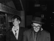 Elvis Costello and Cait O'Riordan/エルビス・コステロ & ケイト・オリオーダン