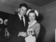 Ronald Reagan & Nancy Davis/ロナルド・レーガン&ナンシー・デイヴィス