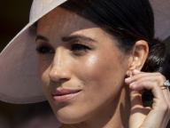 エリザベス女王もにっこり。メーガンの品格ロイヤルネイル