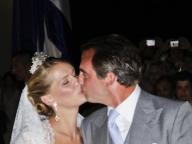 ニコラオス王子 & タチアナ・ブラトニク/Prince Nikolaos and Tatiana Blatnik