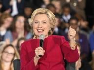 ヒラリー・クリントンの超VIPヘアカット、驚愕のお値段