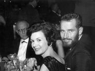 Charlton Heston and Lydia Clarke/チャールトン・ヘストン & リディア・クラーク