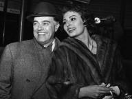 Sophia Loren and Carlo Ponti/ソフィア・ローレン & カルロ・ポンティ