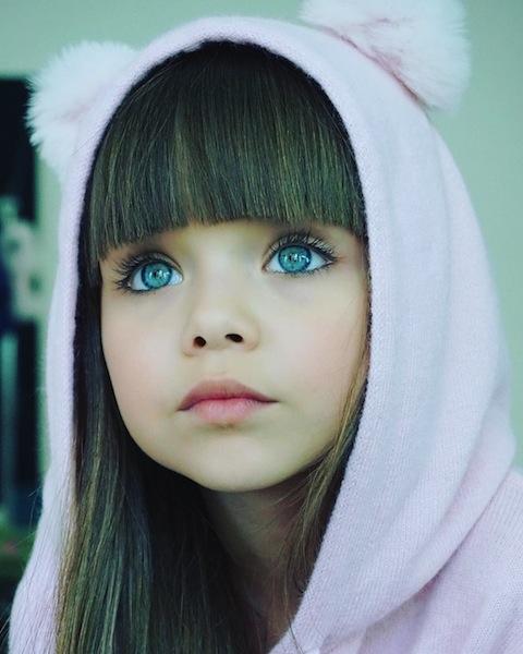 SPUR】まるでお人形!「世界一美...