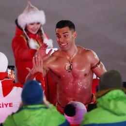 トンガ代表、−20℃でも「寒くなかった」発言でココナッツオイル人気再燃 #平昌オリンピック #PyeongChang2018 #オリンピック