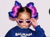 世界最年少ファッショニスタの「誰ともかぶらないユニコーンヘア」ギャラリー