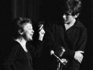 エディット・ピアフ & テオ・サラポ/Edith Piaf and Theo Sarapo