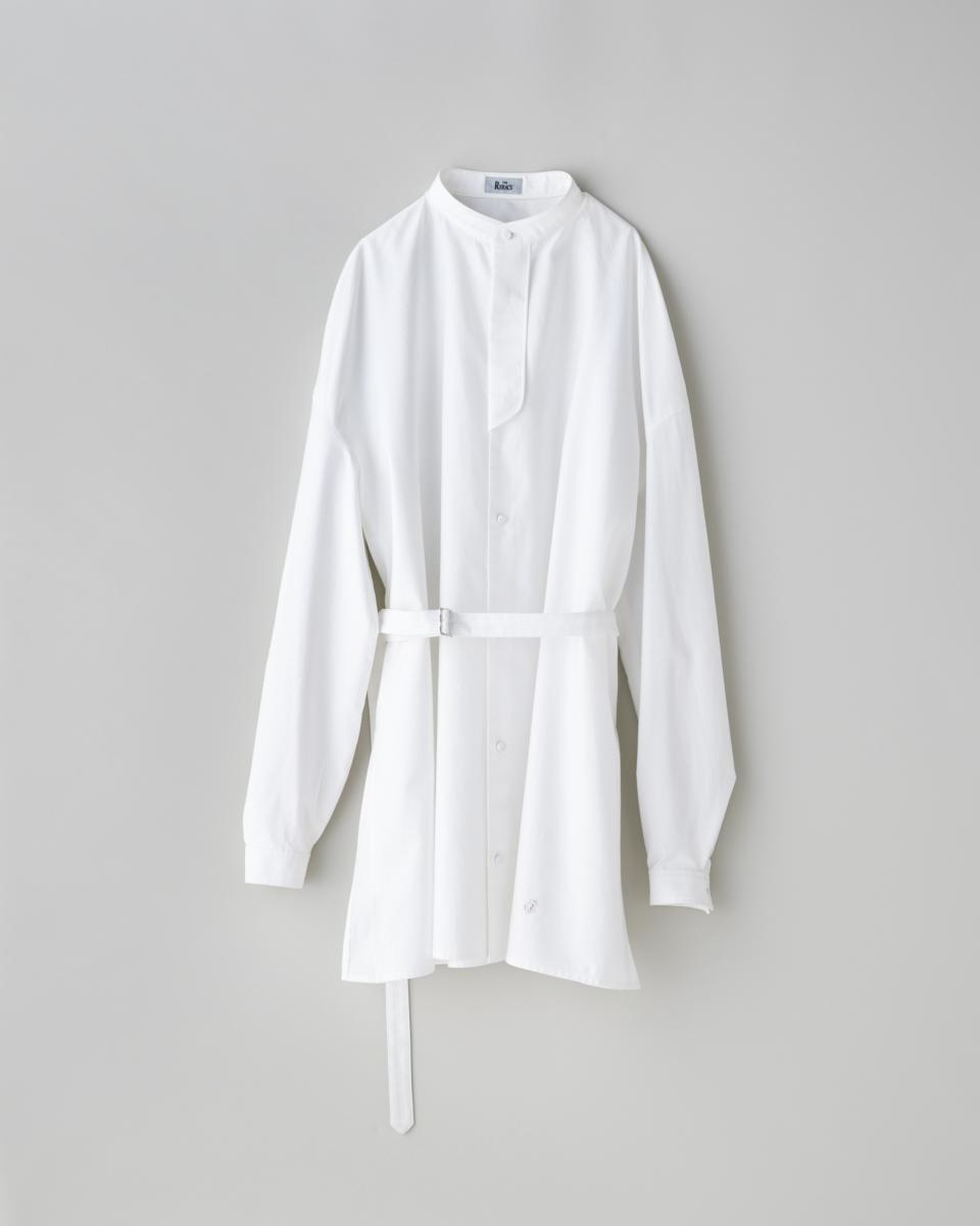 モダンクラシックなタキシードシャツ【ザ・リラクス】