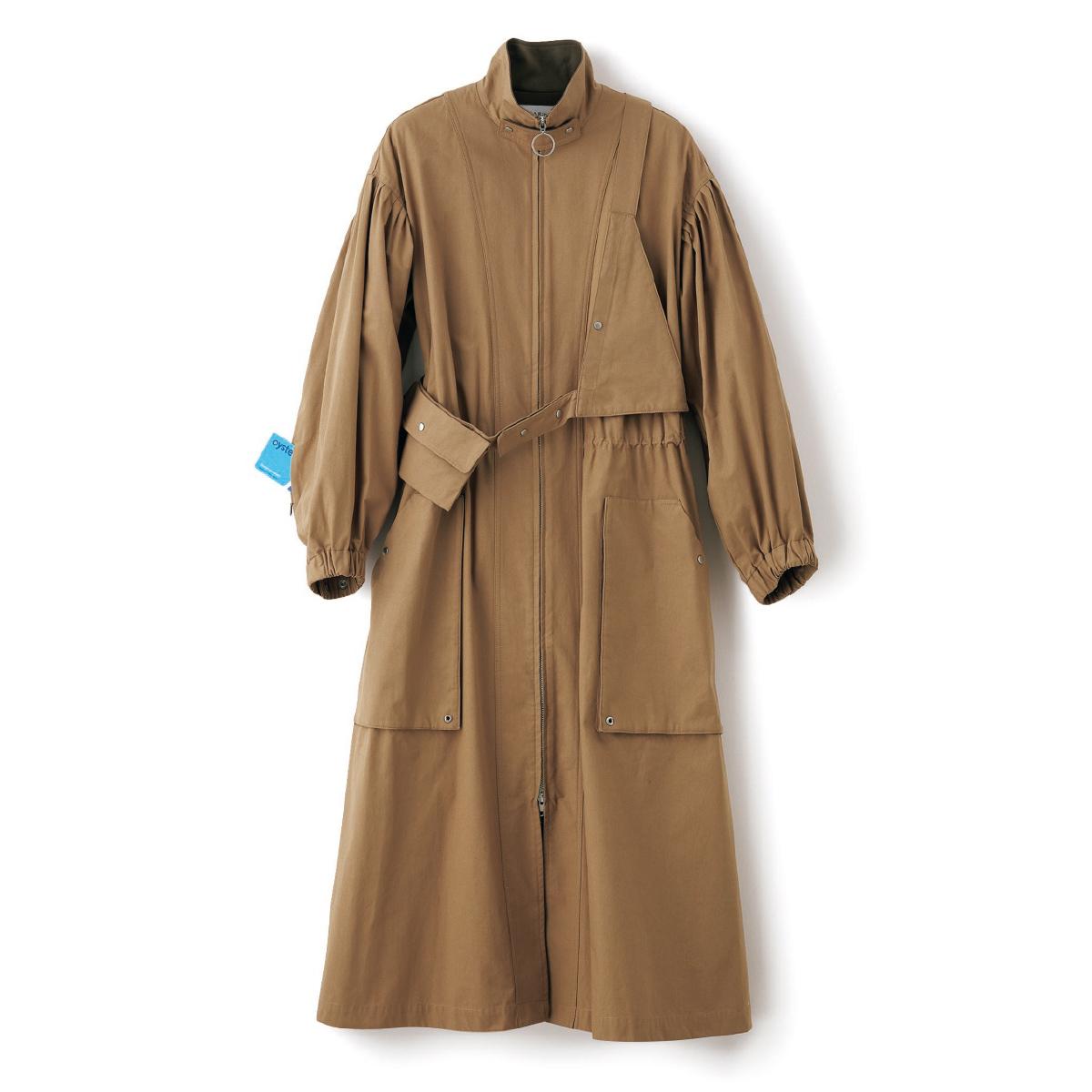 EARIHのポケットコート