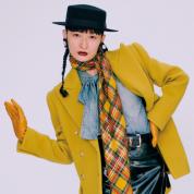 【ジャケットコート】リンリン × SAINT LAURENT