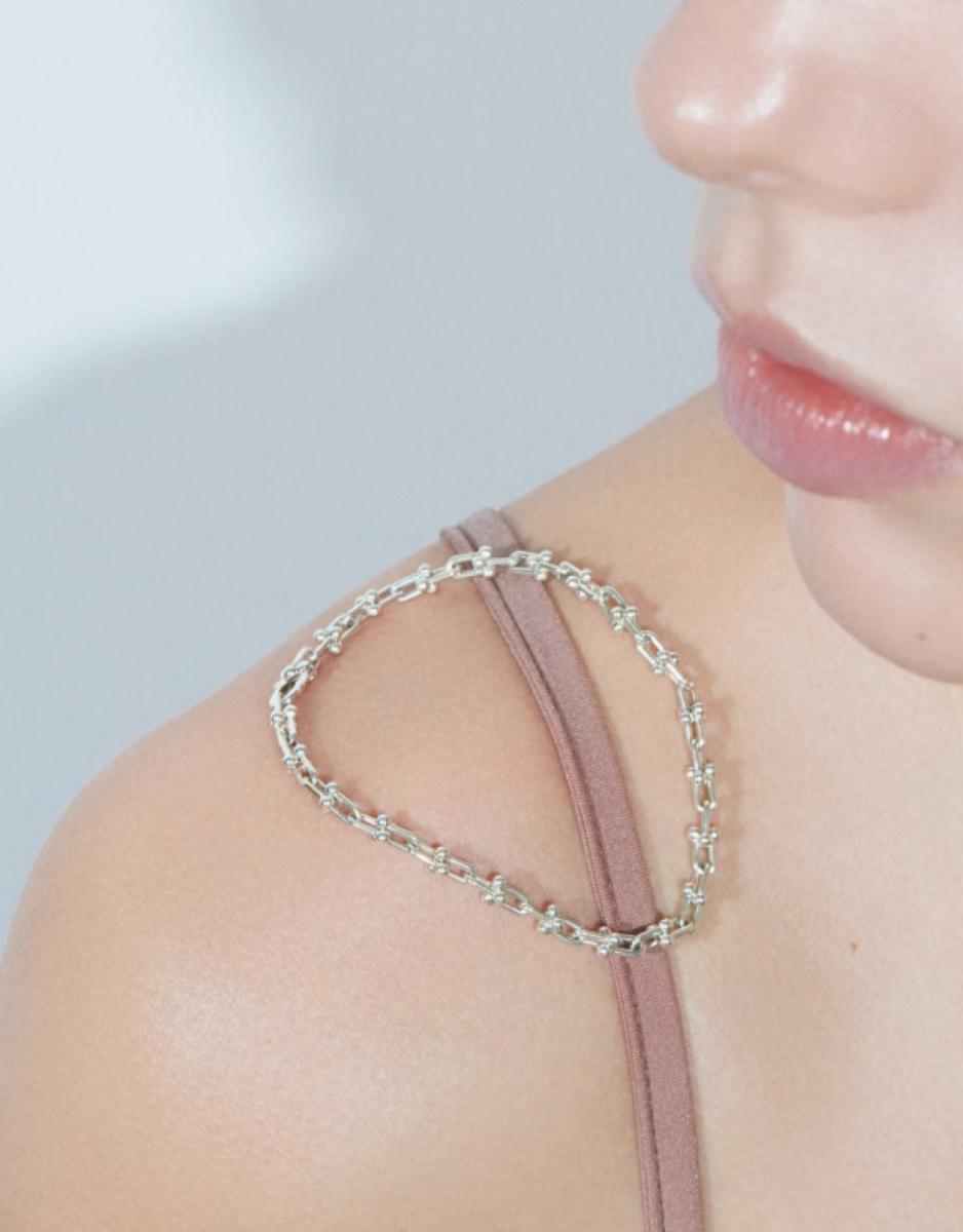 Micro Link Bracelet ¥46,500