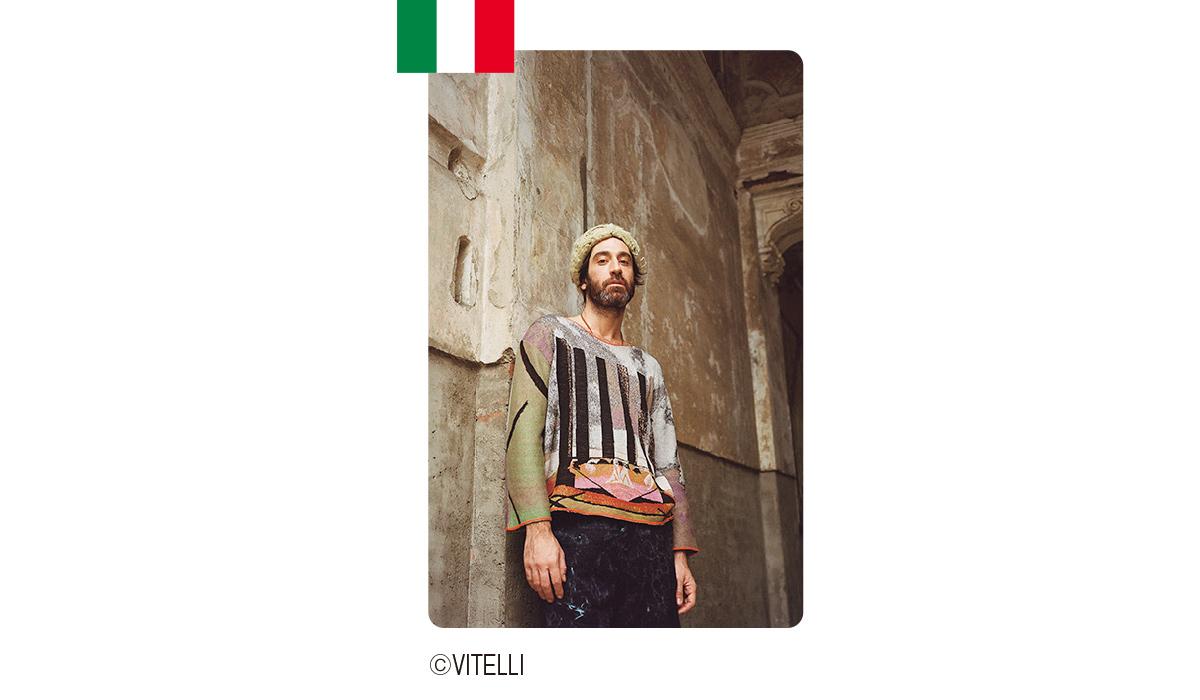 Brand: VITELLI/ヴィテッリ