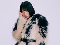 【エコファーコート】アユニ・D × MIU MIU