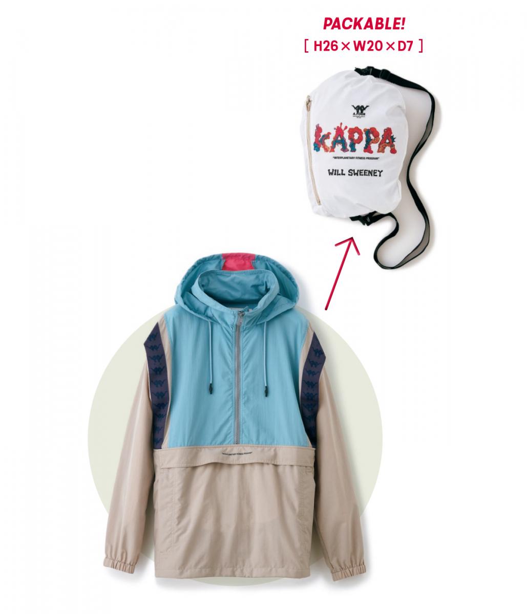 KAPPA × WILL SWEENEY × A.FOUR LABS