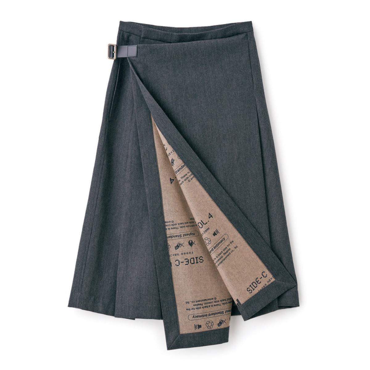 BEAUTIFUL PEOPLEの発熱スカート