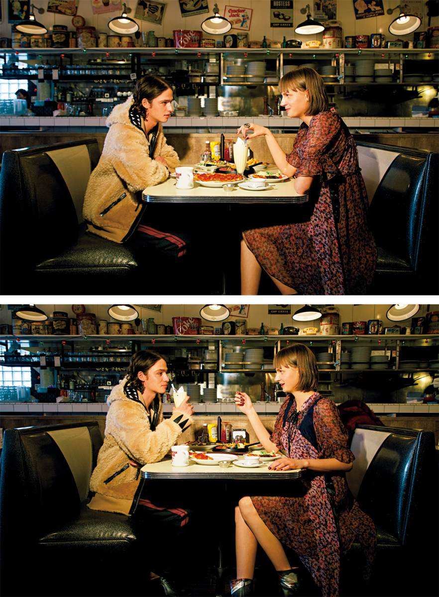 初めての食事は、お互いの人となりを知る大切な時間