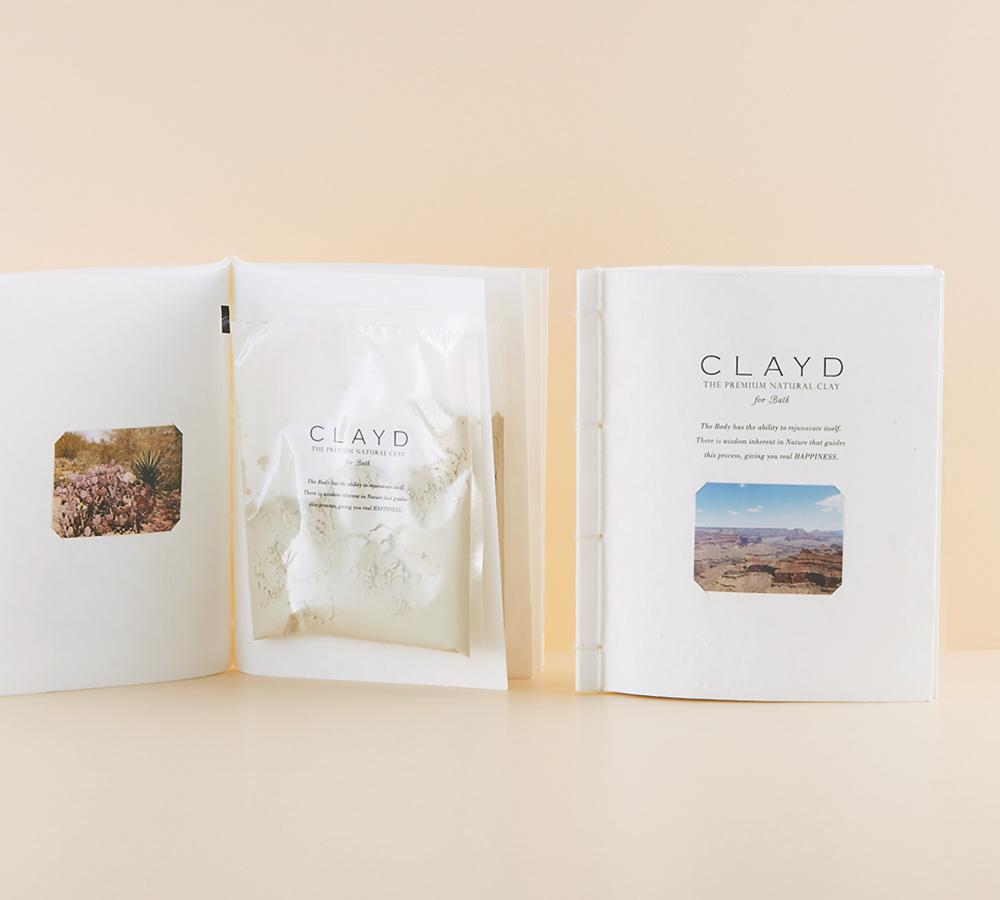 CLAYDのウィークブック