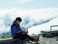 魔の山? ネコ耳のようなふたつの頂上を持つ谷川岳へ【井之脇海と、山の話 第8回】