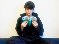 ステイホーム。僕は本を読んでいます【井之脇海と、山の話 第14回】