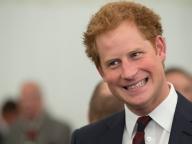 ハリー王子、あの人気アーティストに「似てる!」と言われ思わず爆笑!