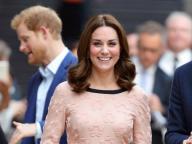 キャサリン妃の出産予定日が明らかに! 美しいマタニティスタイルもチェック