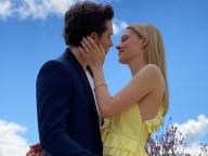ベッカム家の長男ブルックリンが婚約! 巨大なダイヤが輝くツーショットとともに永遠の愛を誓う